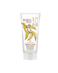 Australian Gold SPF30 Botanical Sunscreen Mineral Lotion 147 ml