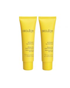 Decleor Paris Intense Nutrition Hydra-Nourishing Duo Mask