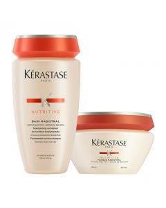 Kerastase Kit Nutritive Magistral Bain + Masque