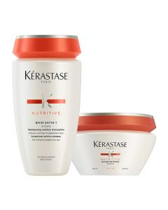Kerastase Kit Nutritive Irisome Bain 1 + Masque Fini