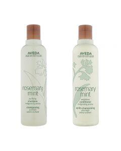 Aveda Kit Rosemary Mint Shampoo + Conditioner