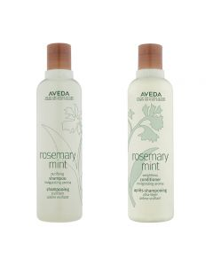 Aveda Kit Rosemary Mint Shampoo + Conditioner