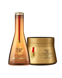 L'Oreal Kit Mythic Oil Shampoo + Masque Grossi