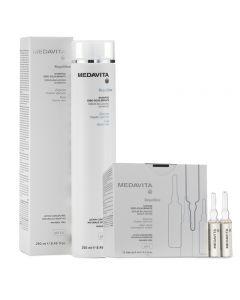 Medavita Kit Requilibre Fiale 12 x 6 ml + Shampoo