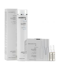 Medavita Kit Requilibre Fiale 12 x 6 ml + Shampoo