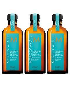 Moroccanoil Kit Treatment 100 ml x 3